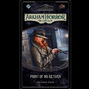 Arkham Horror: The Card Game - Dreameaters 4: Point of no Return Mythos Pack