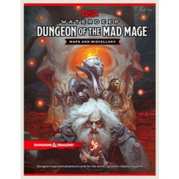 D&D - Maps and Miscellany: Dungeon of the Mad Mage