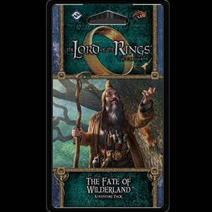 The Lord of the Rings: The Card Game - Ered Mithrin 6: The Fate of Wilderland Adventure Pack