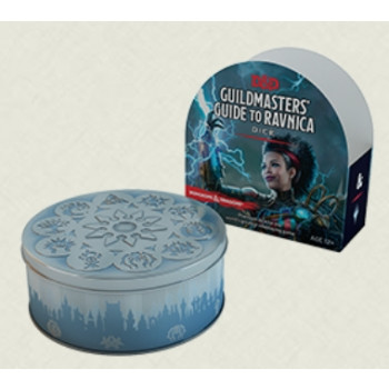 D&D - Guildmasters Guide to Ravnica -Dice