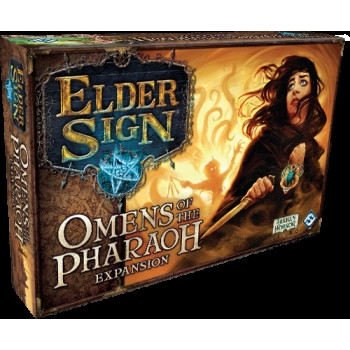 Elder Sign - Expansion: Omens of the Pharaoh