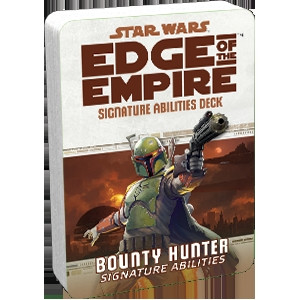Star Wars: Edge of the Empire - Signature Abilities Deck: Bounty Hunter