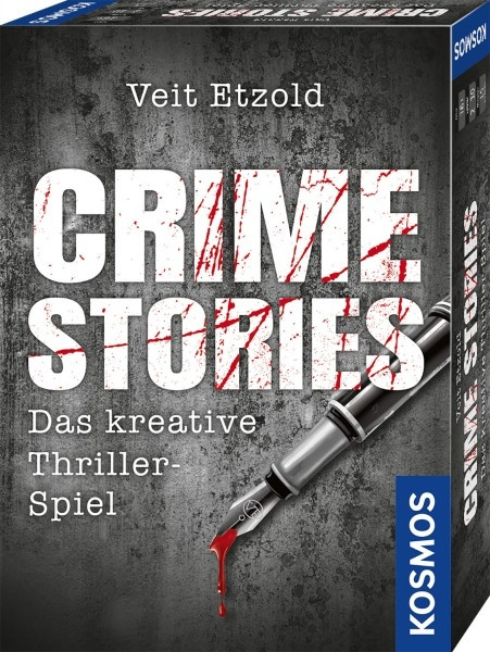 Crime Stories - Das kreative Thriller-Spiel