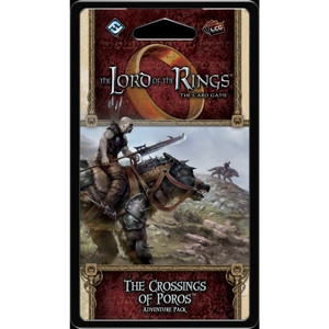 The Lord of the Rings: The Card Game - Haradrim 6: The Crossings of Poros Adventure Pack