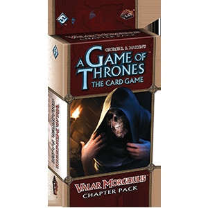 A Game of Thrones: The Card Game - Beyond the Narrow Sea 1: Valar Morghulis Chapter Pack