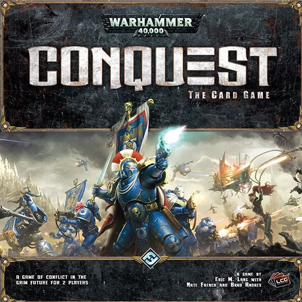 Warhammer 40,000 Conquest: The Card Game