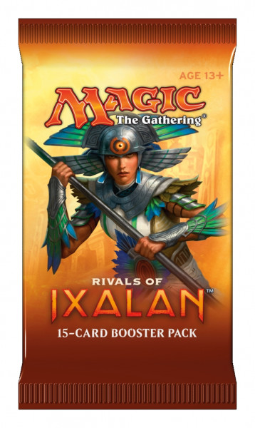 MTG - Booster Pack: Rivals of Ixalan