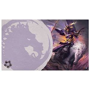 Playmat - Legend of the Five Rings: Mistress of the Five Winds