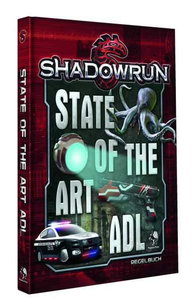 Shadowrun 5 - Regelbuch: State of the Art ADL