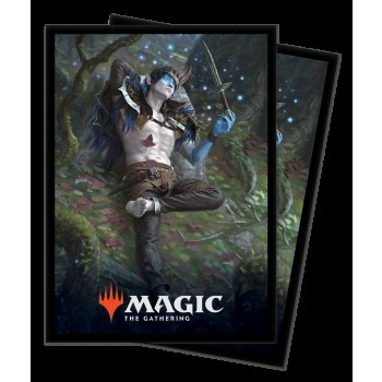Deck Protector Sleeves - Magic the Gathering: Throne of Eldraine v2
