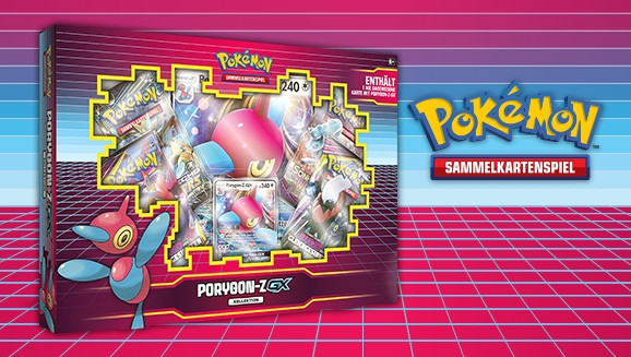 Pokémon - Porygon-Z GX Kollektion