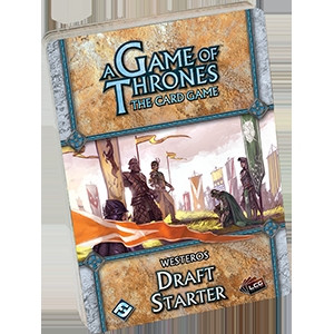 A Game of Thrones: The Card Game - Draft Starter: Westeros