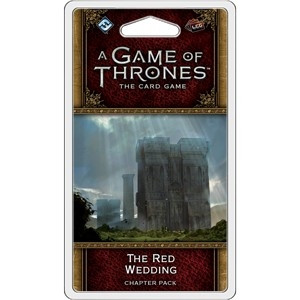 A Game of Thrones: The Card Game - Blood and Gold 4: The Red Wedding Chapter Pack