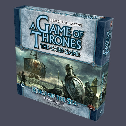 A Game of Thrones: The Card Game - Kings of the Sea Expansion (REVISED EDITION)