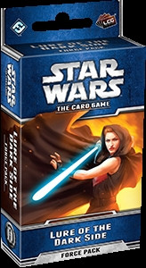 Star Wars: The Card Game - Echoes of the Force 2: Lure of the Dark Side Force Pack