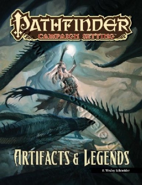 Pathfinder - Campaign Setting: Artifacts & Legends