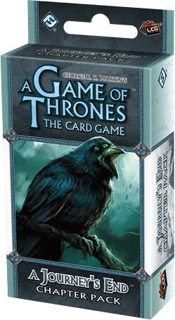 Game of Thrones: The Card Game - A Journey's End Chapter Pack