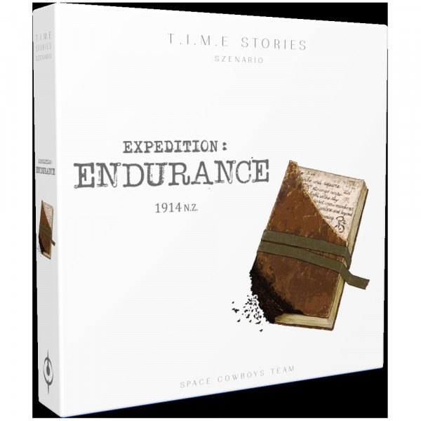 T.I.M.E Stories (Time Stories) - Szenario: Die Endurance-Expedition