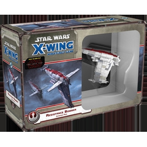 Star Wars: X-Wing - Expansion Pack: Resistance Bomber