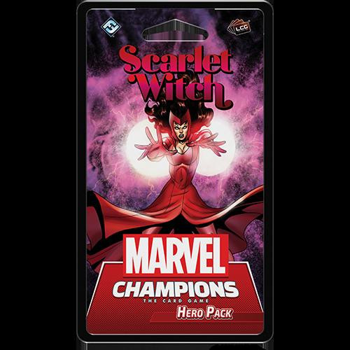 Marvel Champions: The Card Game - Hero Pack: Scarlet Witch