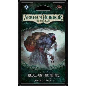 Arkham Horror: The Card Game - Dunwich 3: Blood on the Altar Mythos Pack