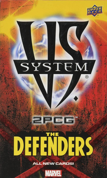 VS. system 2PCG - The Defenders