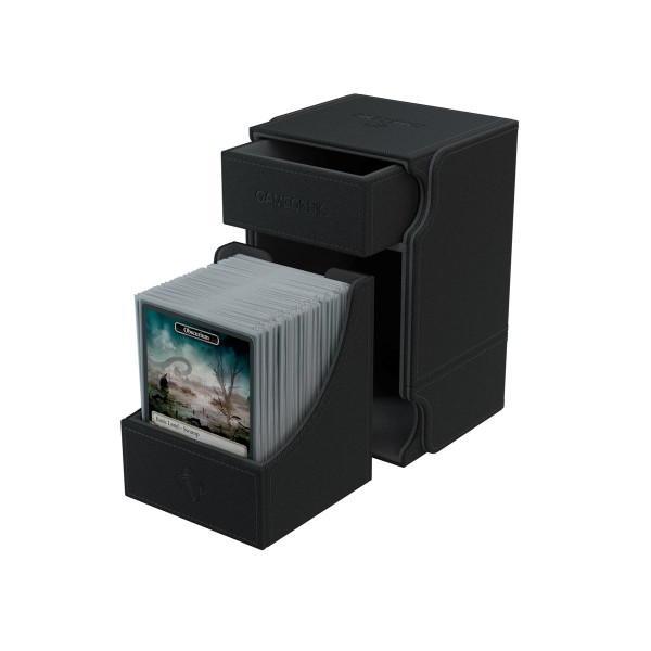 Watchtower 100+ Convertible Deck Case - Black