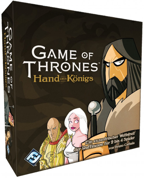 Game of Thrones - Hand des Königs