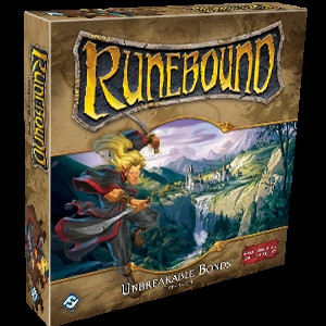 Runebound - Expansion: Unbreakable Bonds
