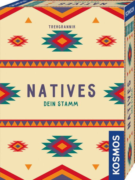 Natives: Dein Stamm