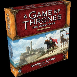 A Game of Thrones: The Card Game - Expansion: Sands of Dorne