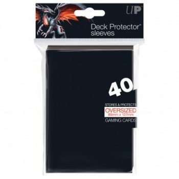 Deck Protector Sleeves - Oversized 89x127 mm (40)