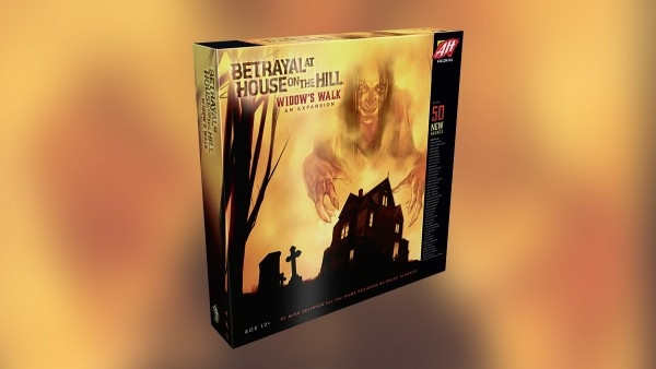 Betrayal at House on the Hill - Expansion: Widow's Walk