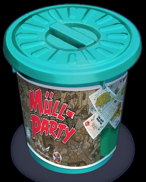 Müll-Party