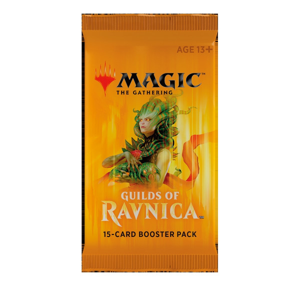 MTG - Booster Pack: Guilds of Ravnica