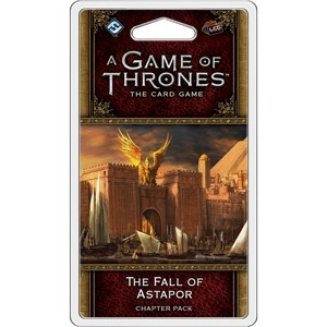 A Game of Thrones: The Card Game - Blood and Gold 3: The Fall of Astapor Chapter Pack