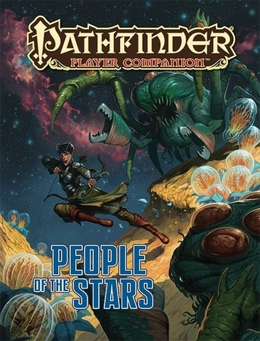 Pathfinder - Player Companion: People of the Stars