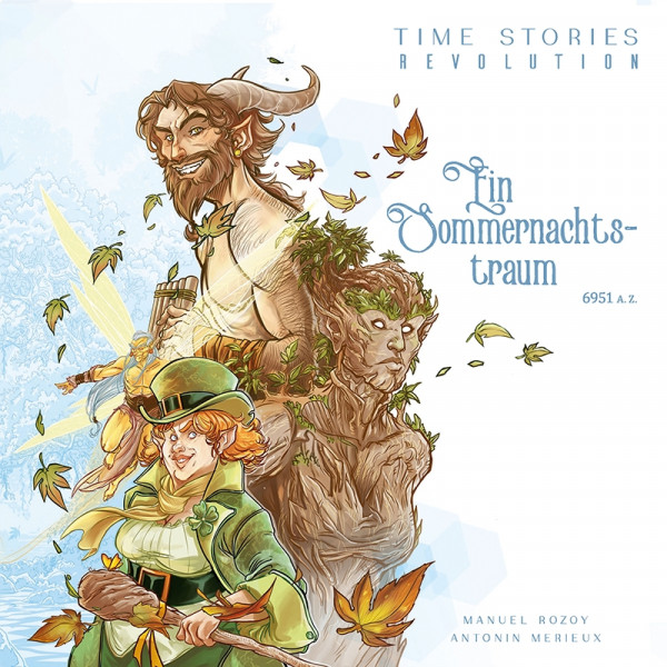 T.I.M.E. Stories Revolutions (Time Stories) - Ein Sommernachtstraum