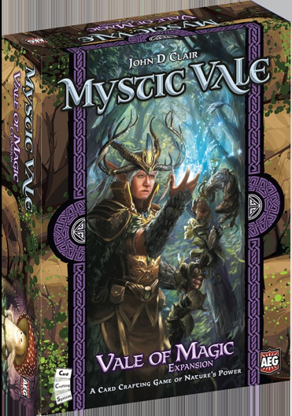 Mystic Vale - Expansion: Vale of Magic