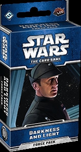 Star Wars: The Card Game - Echoes of the Force 6: Darkness and Light Force Pack