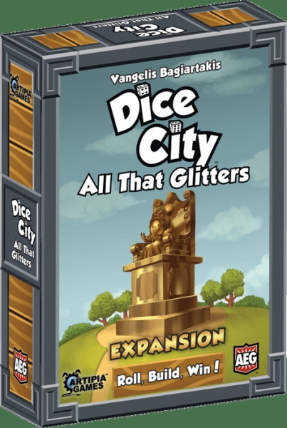 Dice City - Expansion: All That Glitters