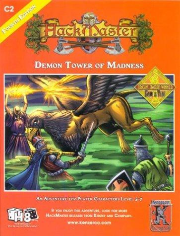 HackMaster - Demon Tower of Madness