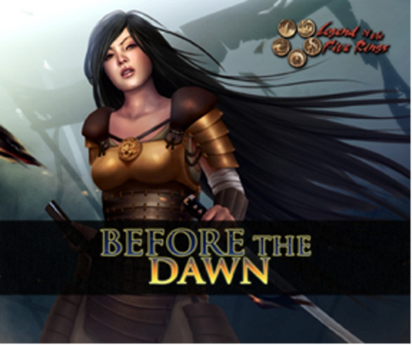 Legend of the Five Rings - Before the Dawn Booster