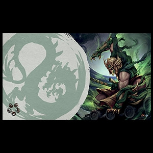Playmat - Legend of the Five Rings: Master of the High House of Light