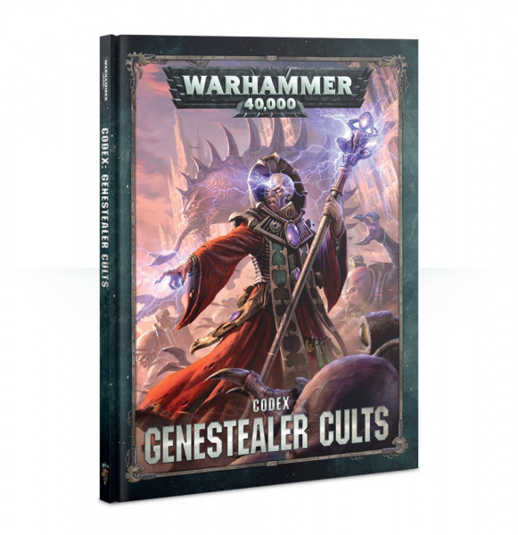 Warhammer 40,000 - Codex: Genestealer Cults