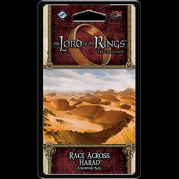 The Lord of the Rings: The Card Game - Haradrim 2: Race across Harad Adventure Pack