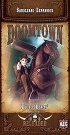 Doomtown: Reloaded - Saddlebag Expansion 1: New Town, New Rules