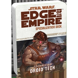 Star Wars: Edge of the Empire - Specialization Deck: Droid Tech