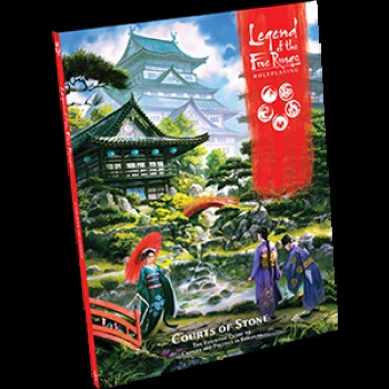 Legend of the Five Rings: Roleplaying - Courts of Stone