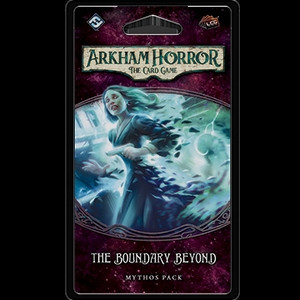 Arkham Horror: The Card Game - Forgotten Age 2: The Boundary Beyond Mythos Pack